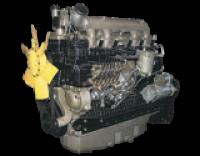 Газодизельный двигатель MMZ-3LGD
