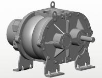 Воздуходувка В792 (Роторный Компрессор)